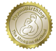 ヒプノバーシング インターナショナル認定トレーナー資格バッジ